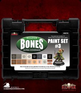 Master Series Paint: Bones Ultra-Coverage Paints Set 3