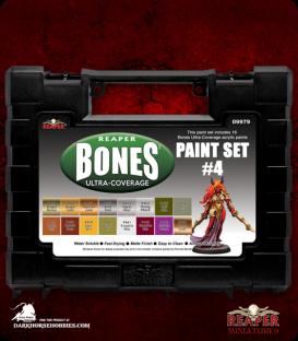 Master Series Paint: Bones Ultra-Coverage Paints Set 4