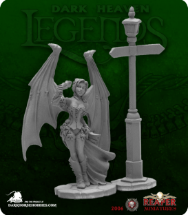 Dark Heaven Legends: Bourbon Street Sophie (ReaperCon 2006)