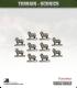 Terrain Scenics (10mm): Sheep Pack