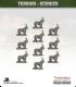 Terrain Scenics (10mm): Goats Pack