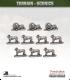 Terrain Scenics (10mm): Lions Pack