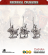 10mm Medieval Crusades: Teutonic Knights Pack