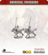 10mm Medieval Crusades: Light Cavalry with Lances Pack