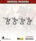 10mm Medieval Crusades: Light European Infantry Pack