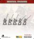 10mm Medieval Crusades: Heavy European Infantry Pack