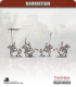 10mm Early Imperial: (Sarmatian) Cataphracts with Lance (half-armoured)