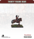 10mm Thirty Years War: Mounted Arquebusiers