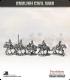 10mm English Civil War: Mounted Dragoon