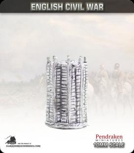 10mm English Civil War: Gabions