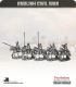 10mm English Civil War: Scots Lancers