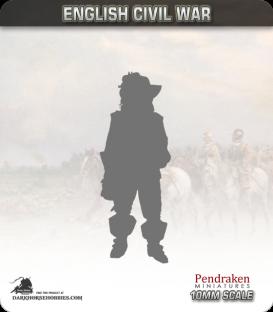 10mm English Civil War: Mortar and Crew