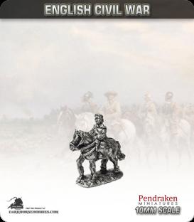 10mm English Civil War: Oliver Cromwell