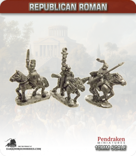 10mm Punic Wars Republican Roman: Roman Cavalry