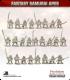 10mm Fantasy Samurai Apes: Warriors