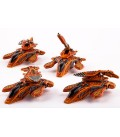 Dropzone Commander: Shaltari - Yari Light Grav-Tanks