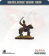 10mm Napoleonic Wars (1809): Hungarian Mounted Officers in Coat and Shako