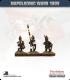 10mm Napoleonic Wars (1809): German Foot/Fusilier Command