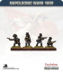 10mm Napoleonic Wars (1809): Austrian Jagers (with command)