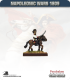 10mm Napoleonic Wars (1809): German Grenadier Mounted Officers