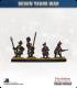 10mm Seven Years War: Hanoverian Tricorn Foot - Advancing