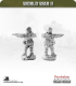 10mm World War II: American - Infantry with Rifle