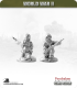 10mm World War II: American - Infantry with BAR