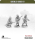 10mm World War II: American - Airborne Riflemen - Ardennes