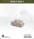10mm World War II: American - M4A3W Sherman Tank - 75mm