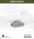 10mm World War II: American - M4A3W Sherman Tank - 76mm (early turret, no muzzle brake)