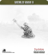 10mm World War II: US Marines - Pioneer Kneeling - Pole Charge pack