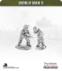 10mm World War II: US Marines - Baled-out Tank Crew pack