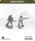 10mm World War II: German - Riflemen pose 2 (early war)