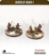 10mm World War I: British Infantry in Greatcoat/Cap