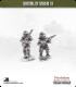 10mm World War II: British - BEF Riflemen pose 1