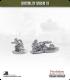 10mm World War II: British - BEF Vickers MG teams pack