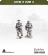 10mm World War II: British - BEF Officers