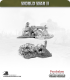10mm World War II: British - Vickers MG teams pack