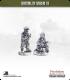 10mm World War II: British - Officers pack