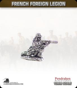 10mm French Foreign Legion: Infantry - Kneeling/Firing