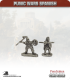 10mm Punic Wars: Spanish - Lusitanian Heavy Foot with Spear/Shield