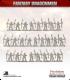 10mm Fantasy Dragonmen: Archers