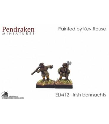 10mm European Late Medieval: Irish Bonnachts