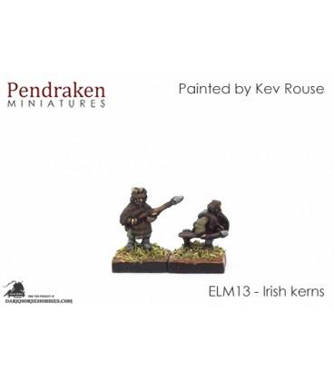 10mm European Late Medieval: Irish Kerns