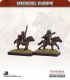 10mm Medieval (Late European): Irish Horsemen