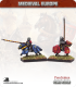 10mm Medieval (Late European): Mounted 14th Century Knights