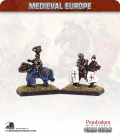 10mm European Late Medieval: Mounted Kings