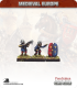 10mm Medieval (Late European): Hussite Heavy Handgunners and Pavise