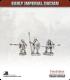 10mm Early Imperial: (Dacian) Spearmen
