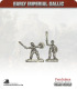 10mm Early Imperial: (Gallic) Slingers
